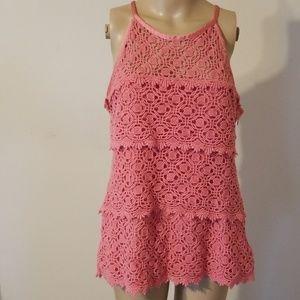 Kenar Women Crochet Top
